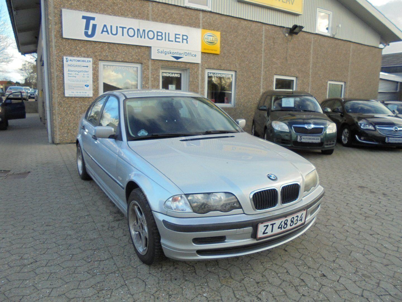 BMW 318i 1,8 Bavaria 4d - 19.899 kr.