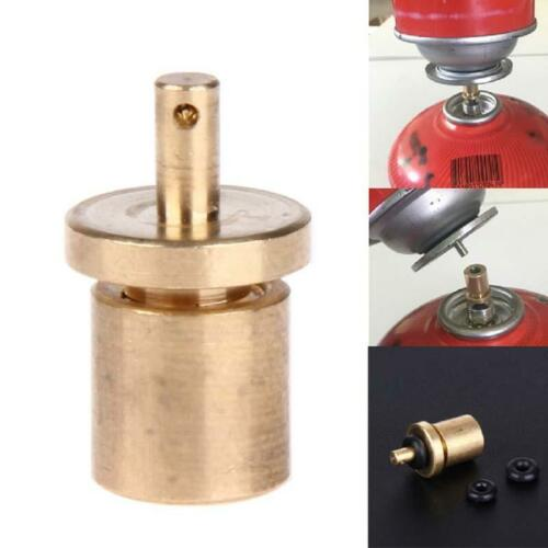 Cylinder Accessories Gas Tank Gas Refill Adapter Camping Stove Refilling Tool N3