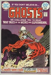 Ghosts-22-January-1974-VG-FN-Classic-Cover