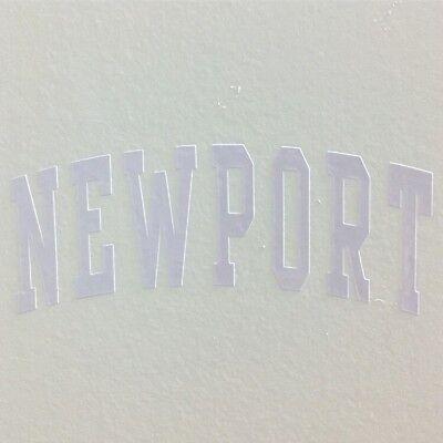 "/""Newport/"" Brandy Melville Autocollant"
