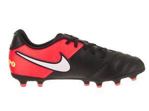 Nike Tiempo Rio III FG Kids Football Boots (018) + Free AUS