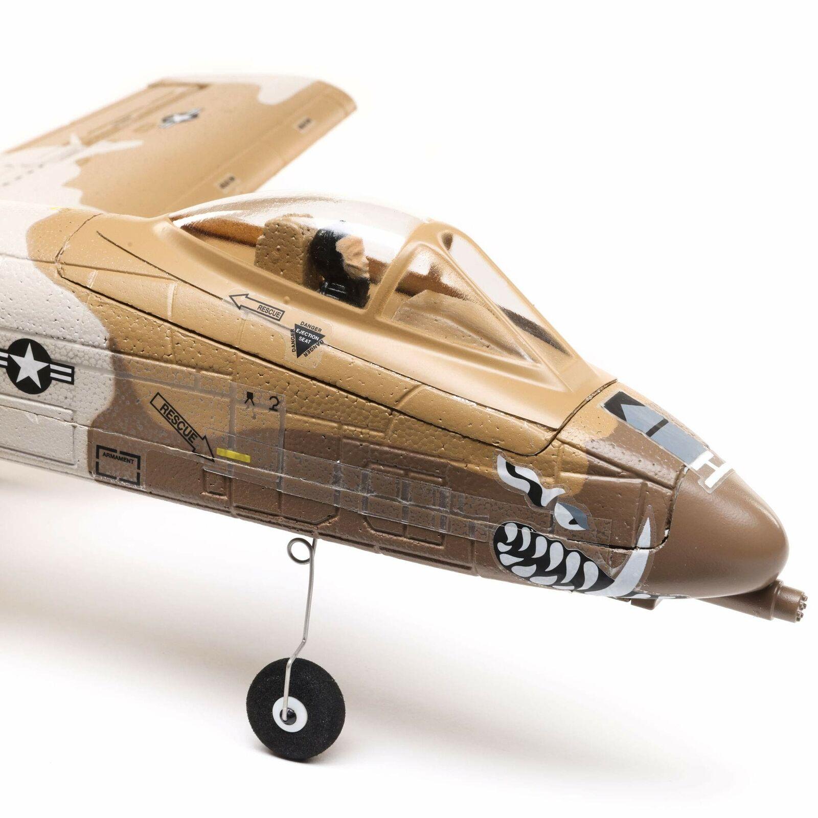 EFLU6554 E-flite Fuselage w//Nacelle Set; UMX A-10 30mm