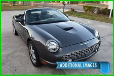 2003 Ford Thunderbird PREMIUM CONVERTIBLE UPGRADES! - FREE SHIPPING SALE