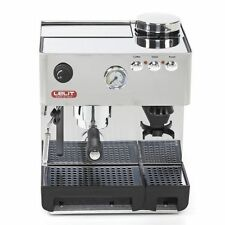 LELIT Anita PL042EM INOX Espresso Machine with Grinder 220V -Made in ITALY!!!