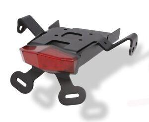 yamaha wr125 r x schwarz kennzeichenhalter 2009 ab von. Black Bedroom Furniture Sets. Home Design Ideas
