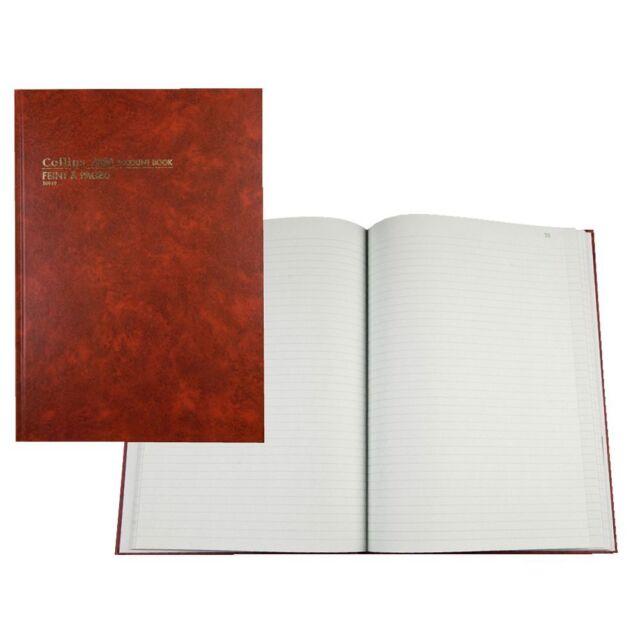 Collins 3880 A4 Account Book Feint - DB10919
