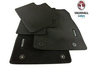 Genuine-Vauxhall-Insignia-A-Tailored-Velour-Carpet-Floor-Mats-Set-2009-2013