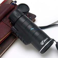 Day&Night Vision 40X60 HD Optical Monocular Hunting Camping Hiking Telescope TR