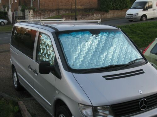 up to 2003 Thermal Interior Window Blinds Mercedes Vito