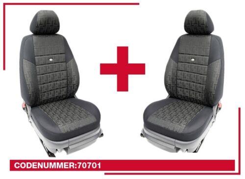 Maßgefertigte Mercedes GLK X204 Schonbezüge Sitzbezüge Fahrer/&Beifahrer 70701