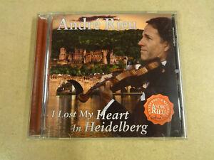 CD / ANDRE RIEU - I LOST MY HEART IN HEIDELBERG