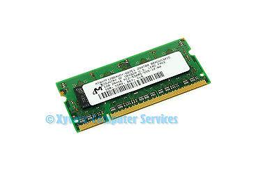 Micron 1GB PC2-5300S DDR2 2Rx16 Laptop RAM Memory MT8HTF12864HDY-667E1