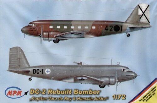 acquista online Mpm 1 72 Douglas DC-2 DC-2 DC-2 Ricostruito Bomber  72527  fino al 70% di sconto