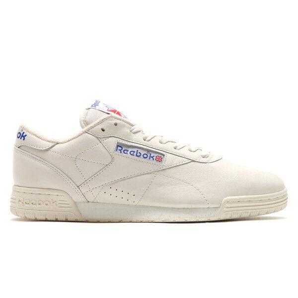 Reebok Exofit Lo Clean Vintage Women Men Sneaker Bd3380 beige White Gr 38 5