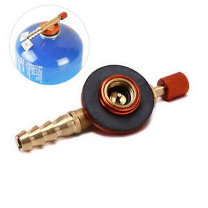 Outdoor Safe Charging Inflatable Valve Adapter for Flat Tank Liquefied Cylinder~