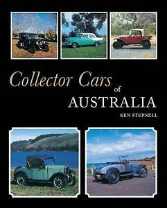 Collector Cars Of Australia By Ken Stepnell Austin Healy Shelby