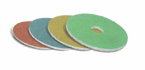 """grain 1000 Juwex Diamant pad bleu 17/"""" 432 mm comme twister superpad étape 2"""