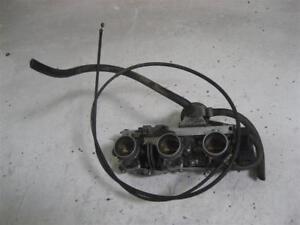 1-BMW-k-75-Tipo-K75-Valvula-Mariposa-Einspritzrampe-Carburador-Inyeccion-Sensor