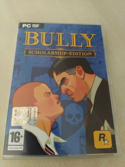 PC ITA [NO BIG BOX] Bully Scholarship Edition Completo 1a stampa [no lot gta 5