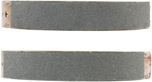 Drum Brake Shoe-C-TEK Brake Shoes Rear Centric 110.09190