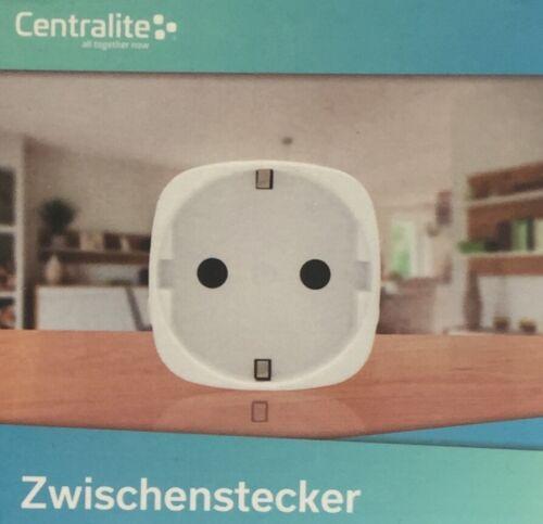 Centralite Zwischenstecker Rückläufer Telekom Smarhome