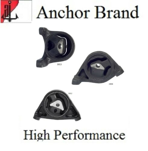 Mount For 1999-2004 Jeep Grand Cherokee 4.7L AWD 3 PCS Motor /& Trans