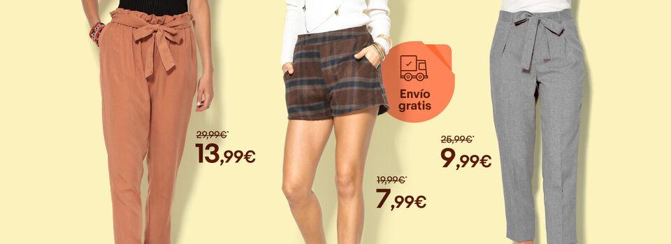 Mira la selección - Pantalones por menos de 15€