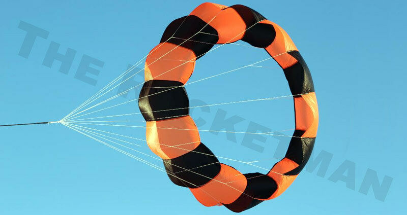 Rocketman 12ft Ultra Light Annular Parachute