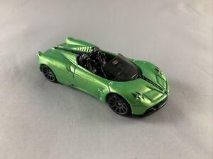 HOT-Wheels-039-17-PAGANI-OSCURA-Roadster-Diecast-da-collezione-Nuovo-di-zecca-Loose-1-64