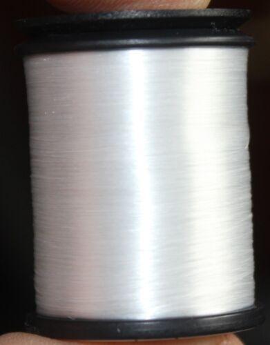 Fly Tying Semperfli Nano Silk 30D Bulk Spool 500m White