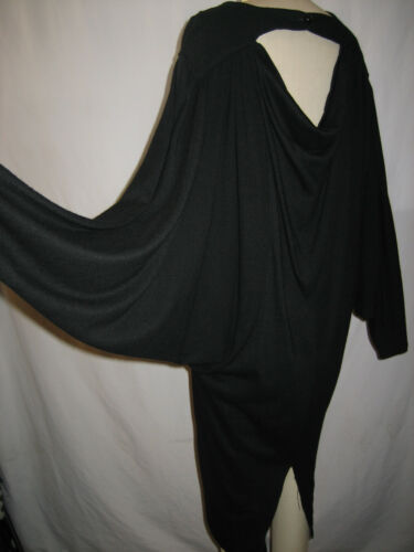 vtg 80s does 20s 30s wool Cocoon BATWING Caftan Ca