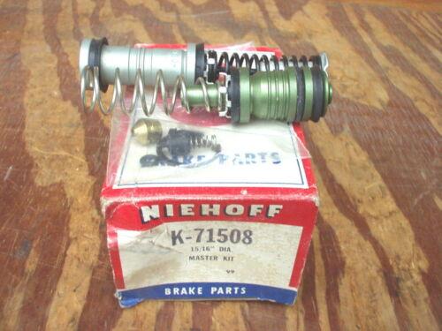 1967 1968 1969 Ford Fairlane 500 Falcon master cylinder rebuild kit K-71508 NOS!