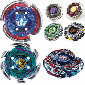 4D Fusion Metal Master Top Rare Rapidity Fight Beyblade ...