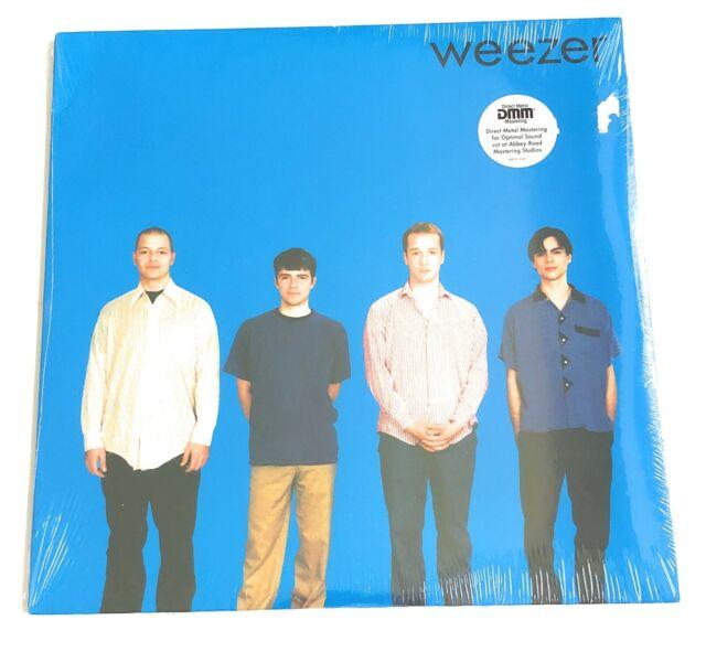 Weezer Blue Album LP by Weezer Vinyl, 2016, Geffen Reissue REMASTERED Sealed