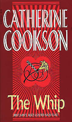 The Whip by Catherine Cookson, Acceptable Book (Paperback) FREE & Fast Delivery!
