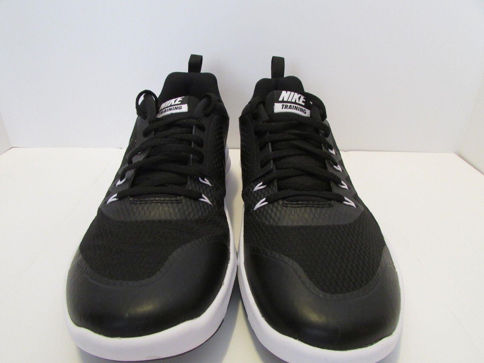 Nike Legend Trainer Men's Size 10 Black Metallic Silver