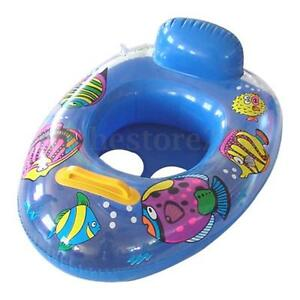 Soft Inflatable Baby Child Safety Seat Float Raft Chair