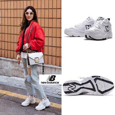 df83e6ebf96 New Balance 608 Women Training Running Shoes White WX608WT Authentic Size  5-13