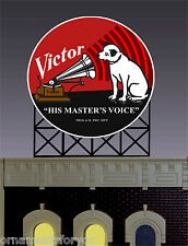 RCA Victor #8071  Miller's Animated Neon Sign MILLER ENGINEERING