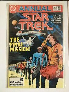 Star Trek Annual #3 NM  DC Comics 1992