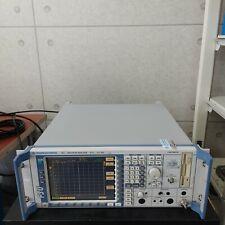 Used Rohde Amp Schwarzfsu26spectrum Analyzer 20 Hz 265 Ghz Opt B10 K5