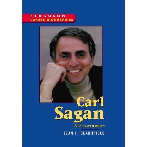 New, Carl Sagan: Astronomer (Ferguson Career Biographies), Ferguson,Jean F Blash