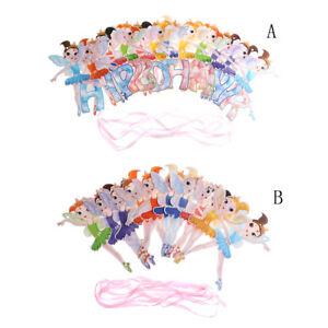 Bunting-Ballet-Girl-Banner-Ballerina-Party-Decor-Kids-Girl-Birthday-Paper-FlagZY