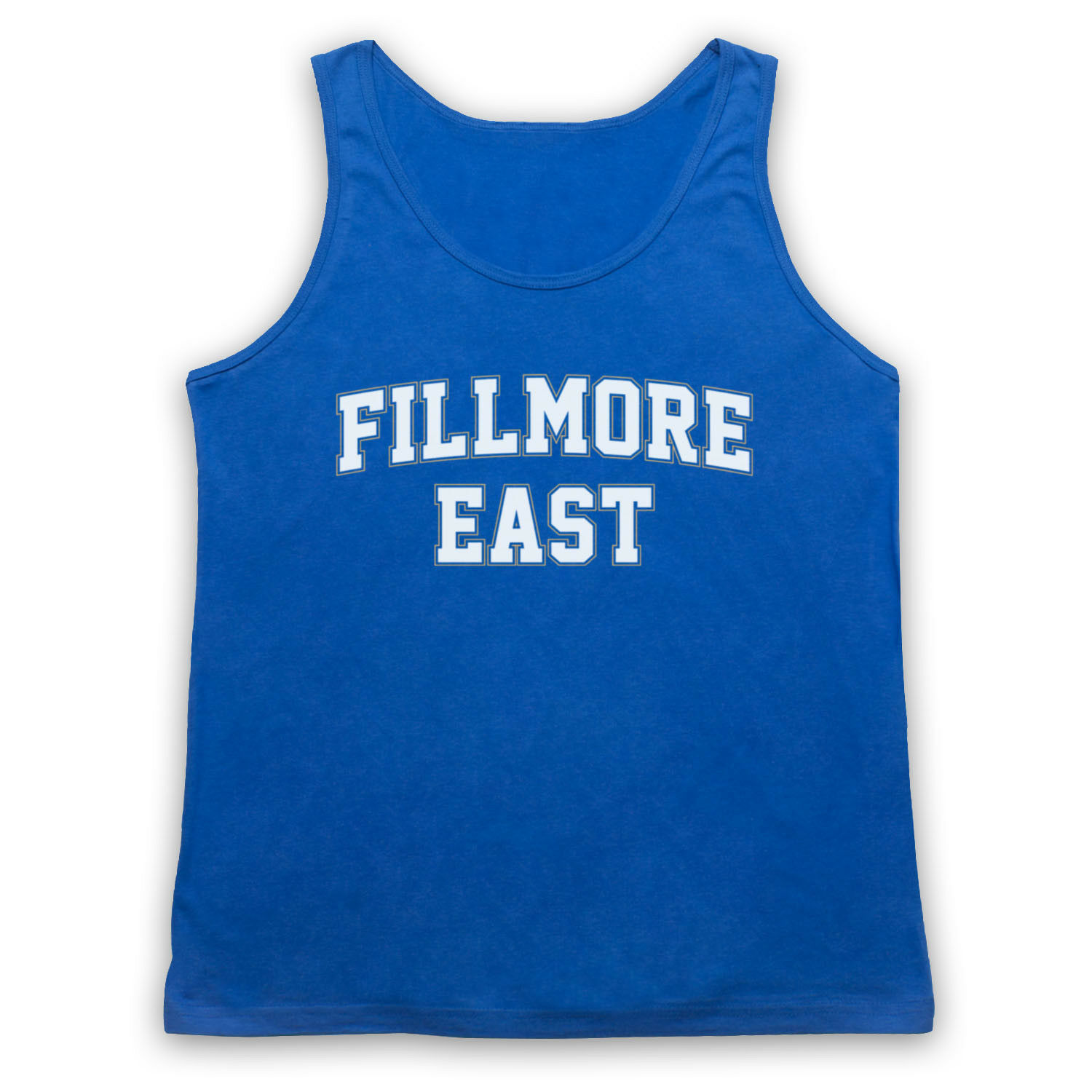 Fillmore East Officieux légendaire lieu New York NYC NYC York adultes Vest Tank Top b856f5