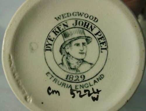 """WEDGWOOD china D/'YE KEN JOHN PEEL pattern TUMBLER 4-3//8/"""""""