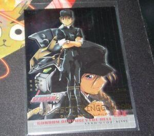 Upper-Deck-2000-Gundam-Wing-Series-1-Duo-Maxwell-Gundam-Pilot-Chase-Card-GC-9