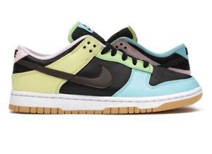 """Nike Dunk Low """"Free.99 Black"""" - DH0952-001 - Men Size 11"""