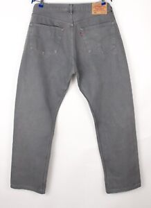 Levi's Strauss & Co Hommes 501 Jeans Jambe Droite Taille W38 L32 BBZ464