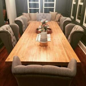 Custom Bowling Alley Tables (Harvest Tables) Prince Edward Island Preview