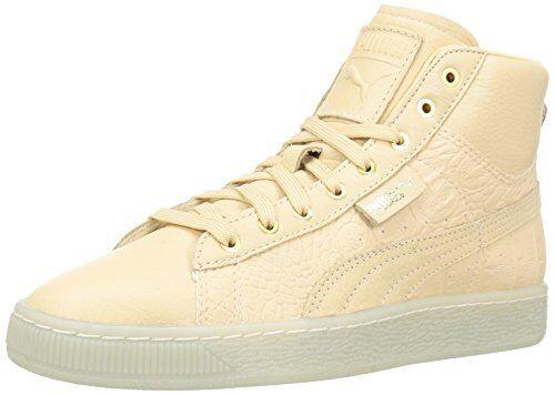 PUMA Womens Basket Sneaker- Mid Ali Wns Fashion Sneaker- Basket Pick SZ/Color. 24eb22